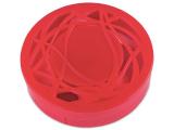 Kontaktlinsen online - Kontaktlinsen-Etui - Ornament rot