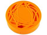 Kontaktlinsen online - Kontaktlinsen-Etui - Ornament orange