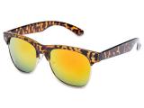 Kontaktlinsen online - Sonnenbrille TigerStyle - Yellow