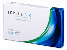 TopVue Air for Astigmatism (3 Linsen)