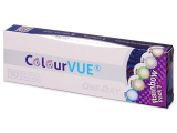 Kontaktlinsen online - ColourVue One Day TruBlends Rainbow - ohne Stärke