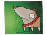 Kontaktlinsen online - Brillenputztuch - Hund