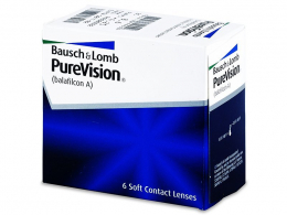 PureVision (6Linsen) - Bausch and Lomb