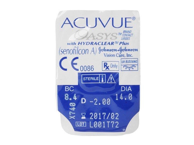 Acuvue Oasys (6Linsen)
