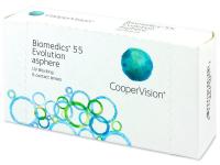 Kontaktlinsen online - Biomedics 55 Evolution