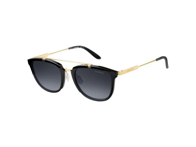 Carrera Eyewear Sonnenbrille » CARRERA 127/S«, schwarz, 6UB/HD - schwarz/grau