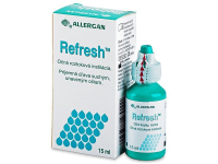 Kontaktlinsen online - Refresh 15 ml