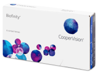 Kontaktlinsen online - Biofinity