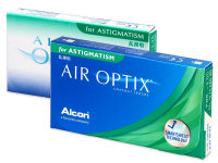 Kontaktlinsen online - Air Optix for Astigmatism